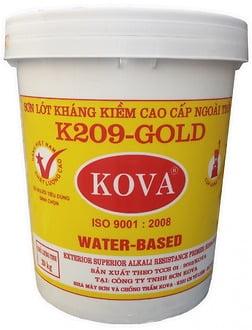 Sơn lót kháng kiềm cao cấp ngoài trời K209-Gold