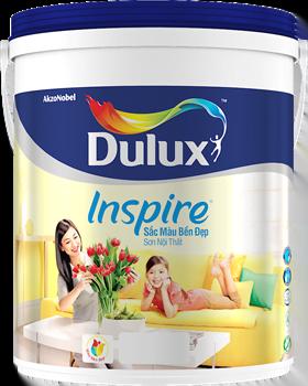 Sơn NỘI THẤT Dulux Inspire