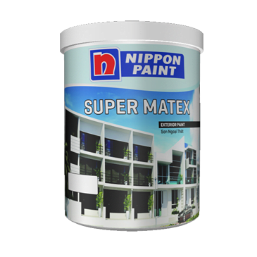 SƠN NGOẠI THẤT SUPER MATEX